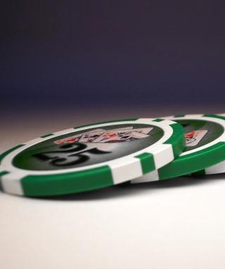 Texas Holdem Poker Chips - Obrázkek zdarma pro Nokia Lumia 610