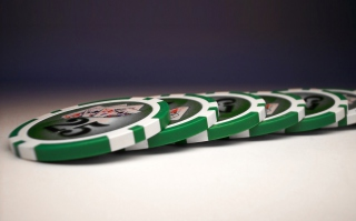 Texas Holdem Poker Chips Background for Android, iPhone and iPad