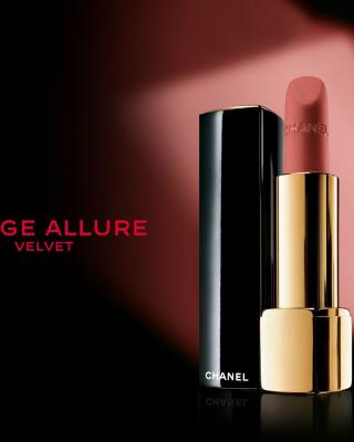 Chanel Rouge Allure Velvet - Obrázkek zdarma pro Nokia 206 Asha