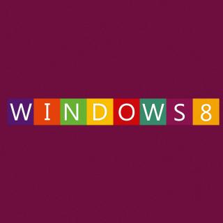 Windows 8 Metro OS - Obrázkek zdarma pro iPad