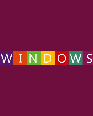 Windows 8 Metro OS - Obrázkek zdarma pro iPhone 5S