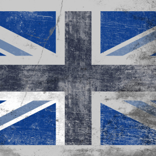 Flag of Great Britain - Obrázkek zdarma pro iPad mini