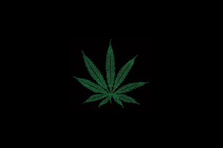 Marijuana Leaf - Obrázkek zdarma pro Nokia X5-01