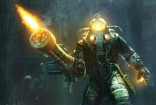 BioShock 2 Picture for Android, iPhone and iPad