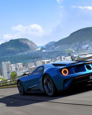 Forza Motorsport 6 - Obrázkek zdarma pro Nokia C3-01 Gold Edition