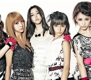 Women K-Pop - Obrázkek zdarma pro 1024x1024
