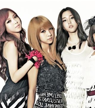 Women K-Pop - Obrázkek zdarma pro Nokia C1-00