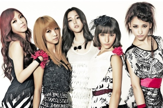 Women K-Pop - Obrázkek zdarma pro 1600x1280