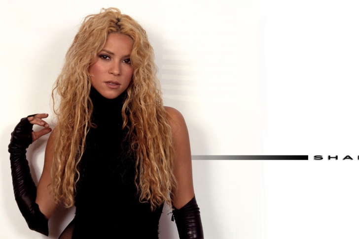 Обои Beauty Shakira