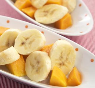 Fresh Fruit Salad - Obrázkek zdarma pro iPad mini 2
