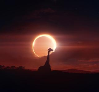 Eclipse - Obrázkek zdarma pro iPad Air
