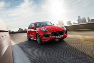 Free Porsche Cayenne GTS Picture for Android, iPhone and iPad