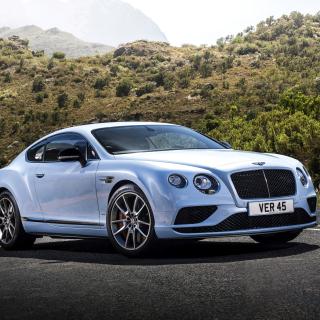 Bentley Continental GT - Obrázkek zdarma pro 208x208