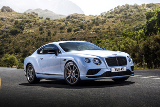 Bentley Continental GT Background for Android, iPhone and iPad