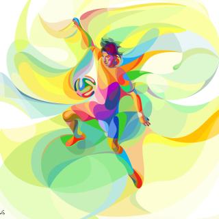 Rio 2016 Olympics Soccer - Obrázkek zdarma pro 128x128