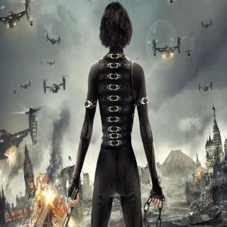 Alice In Resident Evil - Obrázkek zdarma pro 320x320