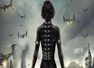 Alice In Resident Evil - Obrázkek zdarma pro HTC Wildfire