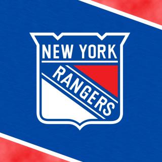 New York Rangers Logo - Obrázkek zdarma pro 1024x1024