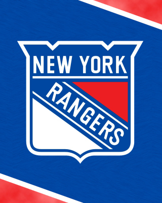 New York Rangers Logo - Obrázkek zdarma pro Nokia Asha 203