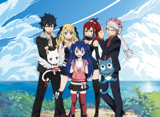 Free Fairy Tail (Guild) - Fiore Kingdom Picture for Android, iPhone and iPad