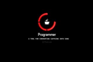 Programmer Work - Obrázkek zdarma pro Nokia X2-01