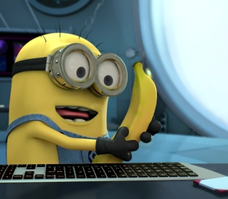 I Love Bananas - Obrázkek zdarma pro iPad 2