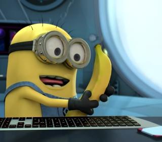 I Love Bananas - Obrázkek zdarma pro 320x320