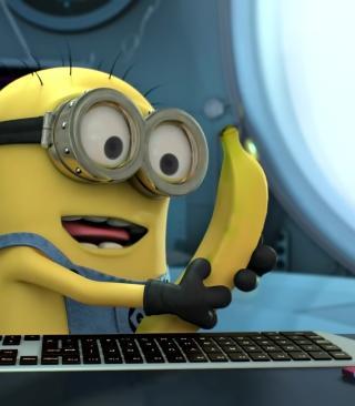 I Love Bananas - Obrázkek zdarma pro Nokia X3