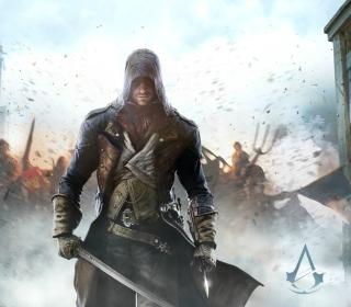 Assassin's Creed Unity - Obrázkek zdarma pro 2048x2048