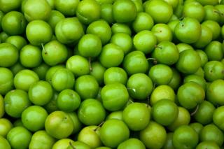 Green Apples - Obrázkek zdarma pro HTC Desire HD