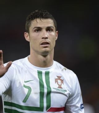 Cristiano Ronaldo - Obrázkek zdarma pro Nokia X1-01