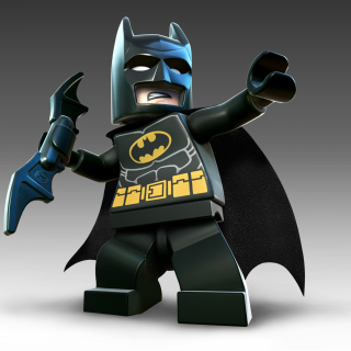 Super Heroes, Lego Batman - Obrázkek zdarma pro iPad Air
