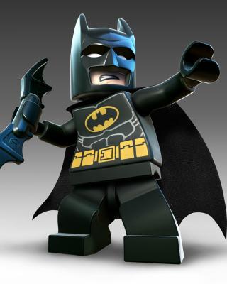 Super Heroes, Lego Batman - Obrázkek zdarma pro 320x480