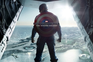 Captain America The Winter Soldier Background for Android, iPhone and iPad