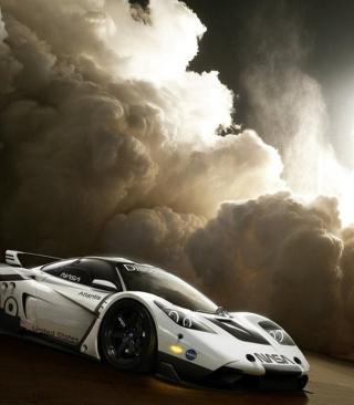 Mclaren F1 - Obrázkek zdarma pro 360x480