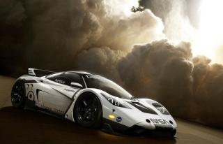 Mclaren F1 - Obrázkek zdarma pro 800x480