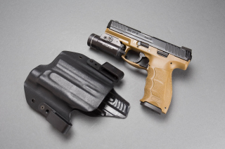 Free Pistols Heckler & Koch 9mm Picture for Android, iPhone and iPad