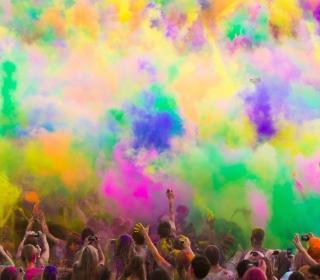 Festival Of Color - Obrázkek zdarma pro 2048x2048