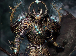 Warhammer Chaos Gods Background for Android, iPhone and iPad