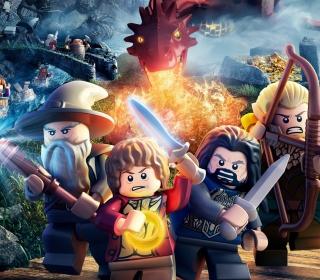 Lego The Hobbit Game - Obrázkek zdarma pro 2048x2048