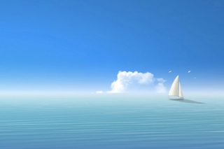 Sailboat Picture for Android, iPhone and iPad
