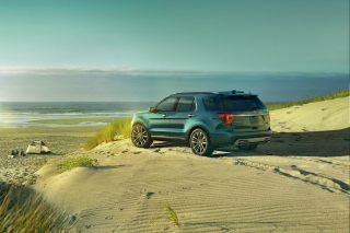 Ford Explorer Wallpaper for Android, iPhone and iPad