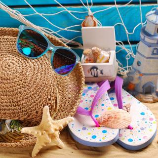 Summer Accessories - Obrázkek zdarma pro iPad 2