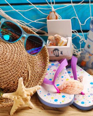Summer Accessories - Obrázkek zdarma pro Nokia X3