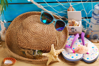 Summer Accessories sfondi gratuiti per cellulari Android, iPhone, iPad e desktop