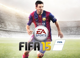 FIFA 15: Messi Wallpaper for Android, iPhone and iPad