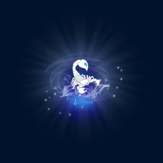 Scorpio - Obrázkek zdarma pro iPad 3
