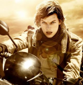 Alice - Resident Evil - Obrázkek zdarma pro iPad mini 2