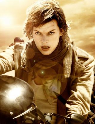 Alice - Resident Evil - Obrázkek zdarma pro Nokia X1-00