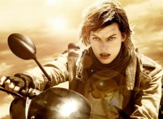Alice - Resident Evil - Obrázkek zdarma pro Fullscreen Desktop 1024x768